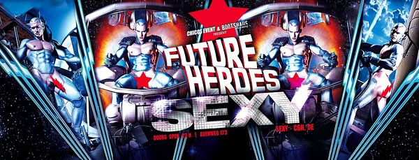 Sexy Future Heroes