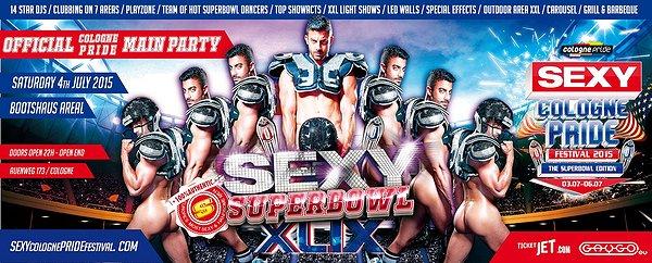 Sexy Superbowl